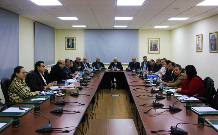 اللجنة التنفيذية حزب الاستقلال