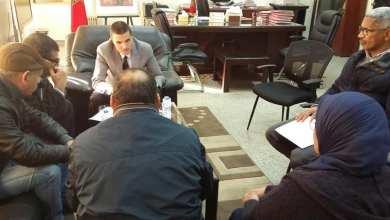Photo of نقابة التعليم بسطات تشتكي من مضايقات المدير الإقليمي وتتهمه بالاستخفاف بحقوق الشغيلة