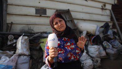 Photo of مؤثر: بالدار البيضاء أرملة تعيش وسط بقايا الأزبال.. قتلني الدخان ورائحة الأزبال