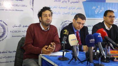 Photo of الصحفي عمر راضي :من العار أن يكون في المغرب معتقلون بسبب الفيسبوك و اليوتيوب