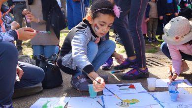 Photo of بالريشة و الألوان.. هكذا تضامن أطفال المغرب مع فلسطين