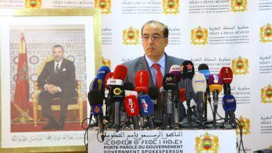 Photo of جهات مندسة وراء شغب الملاعب.. الحكومة ترد على أحداث مباراة الكلاسيكو