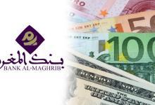 Photo of بنك المغرب: انخفاض سعر صرف الدرهم مقابل الأورو والدولار