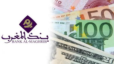 Photo of بنك المغرب يسجل انخفاضا للدرهم أمام العملة الأوروبية بنسبة 0,41 في المائة