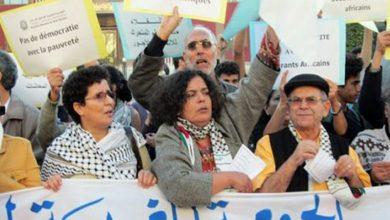 Photo of 8 مارس.. الـ AMDH تطالب بإرساء حقوق المرأة في التشريع وفي الحياة