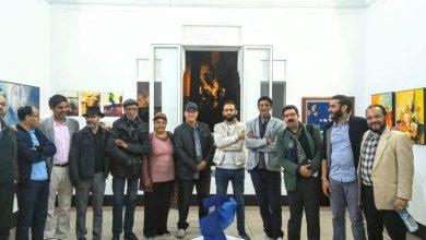 Photo of المدرسة العليا للفنون الجميلةبالدار البيضاء تحتفي بمادة التصميم