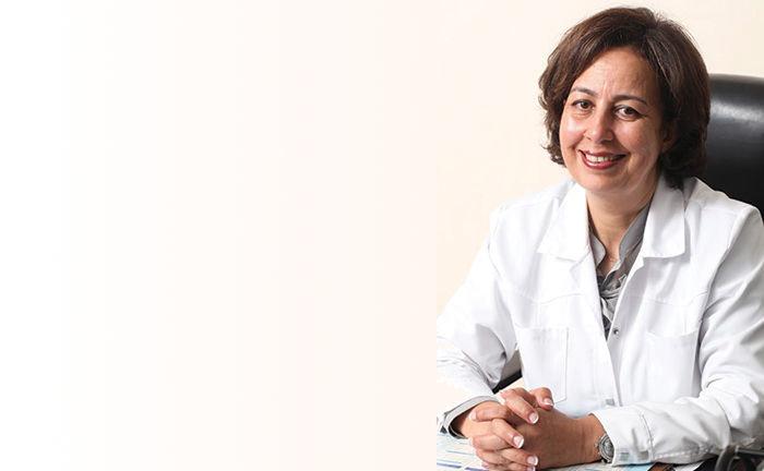 الدكتورة خديجة موسيار