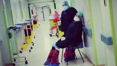 "Photo of من داخل وحدات كورونا.. ""المنصة"" تنقل حكايات مؤثرة ليوميات الممرضين في مواجهة الفيروس"