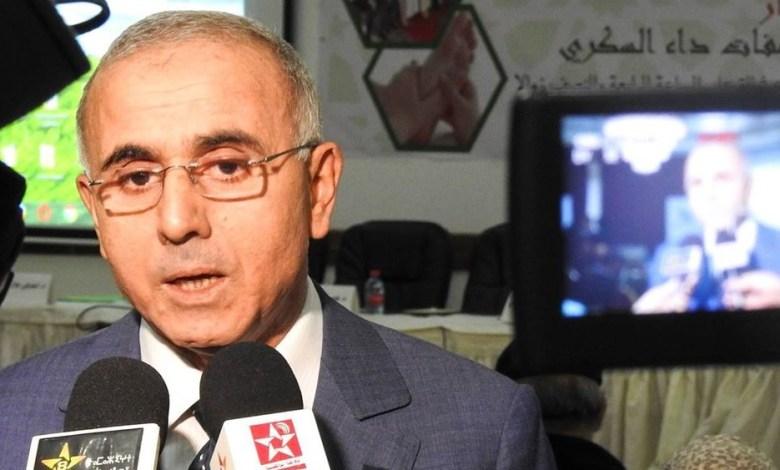 الدكتور حمدون الحسني، رئيس الجمعية المغربية لأمراض الغدد والسكري و التغذية