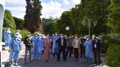 Photo of كورونا-المغرب: تسجيل 106 حالات جديدة وتعداد المتعافين يتجاوز ال1000