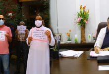Photo of احتجاج أولياء التلاميذ أمام مؤسسة خاصة والإدارة توضح