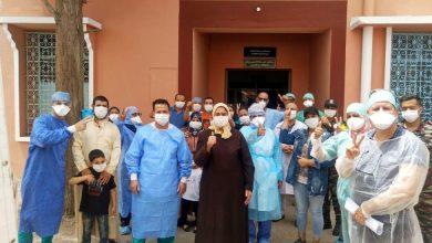Photo of كورونا-المغرب .. الحالات قيد العلاج تنزل تحت حاجز ال1000 ونسبة الشفاء تتجاوز 86 بالمئة