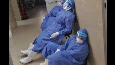 Photo of حوالي ألف ممرض أصيبوا بالفيروس و10 توفوا.. وحركة الممرضين: الوزارة لم تنصفنا