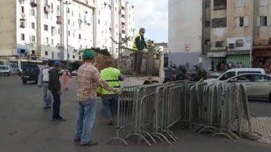 Photo of إجراءات مشددة بالدارالبيضاء بعد تسجيل أزيد من 700 إصابة