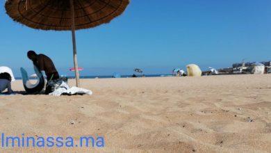 Photo of السلطات تقرر إغلاق الشواطئ المجاورة لمدينة الدار البيضاء