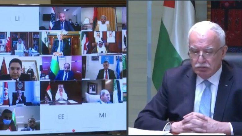 الجامعة العربية ترفض مشروع قرار فلسطيني يدين التطبيع