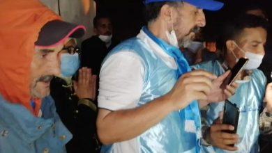 Photo of الاتحاد الجهوي لنقابات الأقاليم الصحراوية يحتج ضد الهجوم على الحريات النقابية