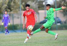 """Photo of مواجهة قوية أمام الجزائر للشبان في سباق التأهل ل""""كان"""" موريتانيا"""