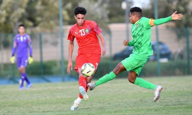 """مواجهة قوية أمام الجزائر للشبان في سباق التأهل ل""""كان"""" موريتانيا"""