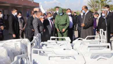 Photo of وزارة الصحة تخصص دعما لوجستيكيا لمستشفيات جهات الصحراء