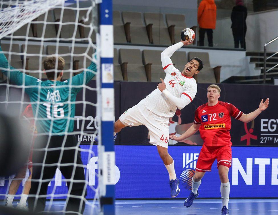 Photo of المننخب المغربي يتلقى أولى هزائمه في كأس الرئيس لكرة اليد