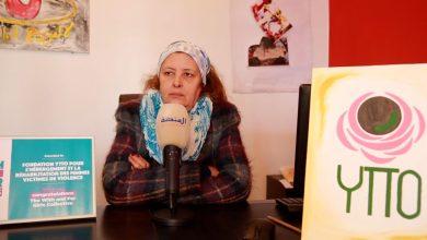 Photo of المناضلة الاجتماعية نجاة ايخيش تنهي إضرابها منتصرة في معركة إخلاء المقر