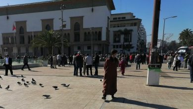 Photo of مظاهرة لأصحاب الحمامات أمام ولاية الدار البيضاء احتجاجا على استمرار الإغلاق دون سبب واضح