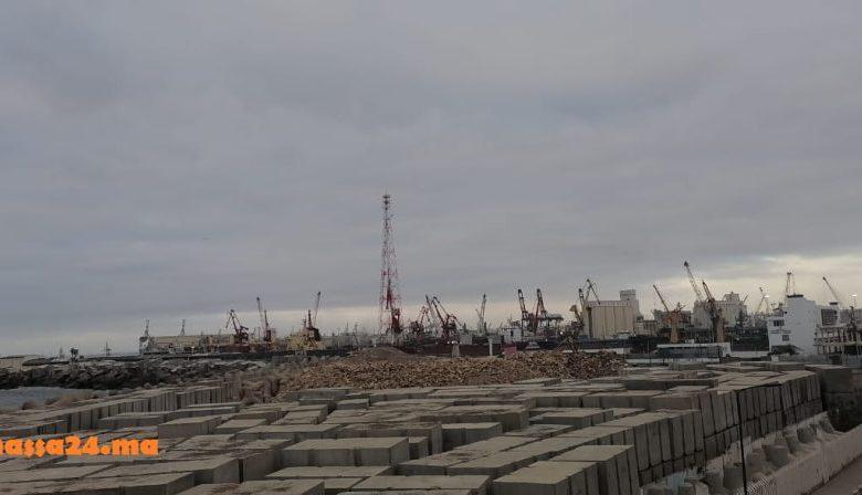 ميناء البيضاء