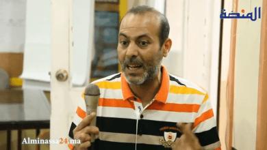 أحد ضحايا فاجعة طنجة يخرج عن صمته بشهادة صادمة : خدام و أنا فحال جثة