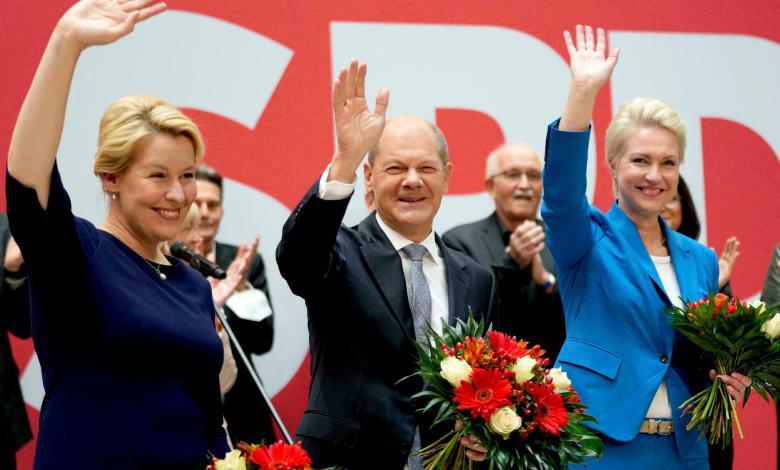 ألمانيا: الديمقراطيون الاجتماعيون يفوزون بالانتخابات البرلمانية ويستعدون لتشكيل حكومة ائتلافية