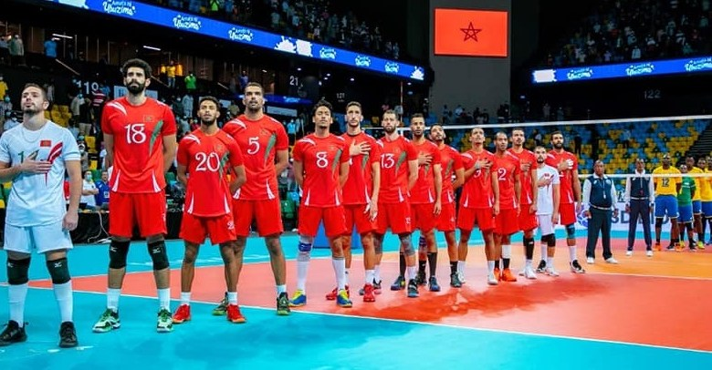 الكرة الطائرة المغربية على بعد خطوة من الحلم المونديالي