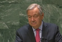 غوتيريش : أزمة الكورونا أثبتت فشل البشرية في اختبار الأخلاق