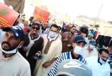 """من نواحي تارودانت .. احتجاجات تطالب بوقف """"زحف إجرامي"""" من قوافل الرحل"""