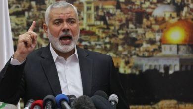 """""""حماس"""" تبسط رؤيتها لإعادة ترتيب البيت الفلسطيني"""