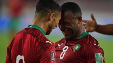 المنتخب المغربي يتخطى غينيا ويحجز تذكرة الدور الحاسم