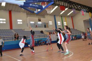 Basketball cadettes Jeux Scolaires championnat inter-ligues Tiznit 17-03-2017_13