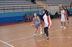 Basketball cadettes Jeux Scolaires championnat inter-ligues Tiznit 17-03-2017_19