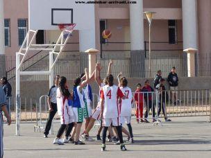 Basketball Minimes Jeux Scolaires championnat inter-ligues Tiznit 17-03-2017_18