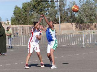 Basketball Minimes Jeux Scolaires championnat inter-ligues Tiznit 17-03-2017_41