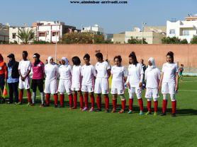 Football Feminin Amjad Taroudant - ittihad Ait Melloul 12-03-2017_07
