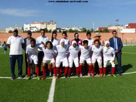 Football Feminin Amjad Taroudant - ittihad Ait Melloul 12-03-2017_14