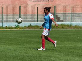Football Feminin Hassania D'Agadir - ittihad Ait Melloul 12-03-2017_09