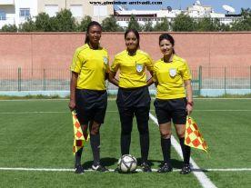 Football Feminin Hassania D'Agadir - ittihad Ait Melloul 12-03-2017_27