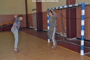 Handball Olympic Dcheira - Amal Tiznit 04-03-2017_08