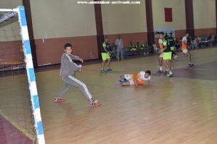 Handball Olympic Dcheira - Amal Tiznit 04-03-2017_43
