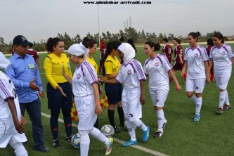 Football Feminin Nahdat Agadir - Amal Chabab Houara 16-04-2017_13