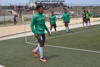 Football Najm Anza - Wydad Kelaat Seraghna 15-04-2017