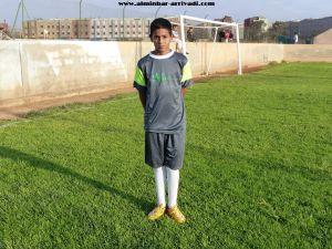 Football Rouad Ennahda - Aglou 21-04-2017