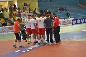 Handball Wydad Smara - Ahly Egypt 20-04-2017