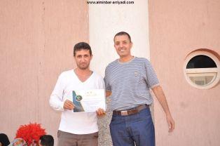 Arts Martiaux et Nutrition - Ajial Taekwondo Tiznit 20-05-2017 _43